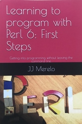 Learning to program with Perl 6